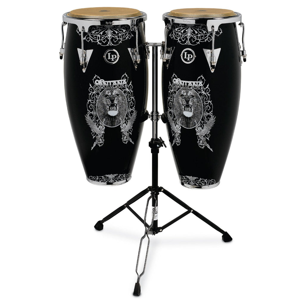 LP Aspire Santana Lion Conga Set, 10-inch and 11-inch