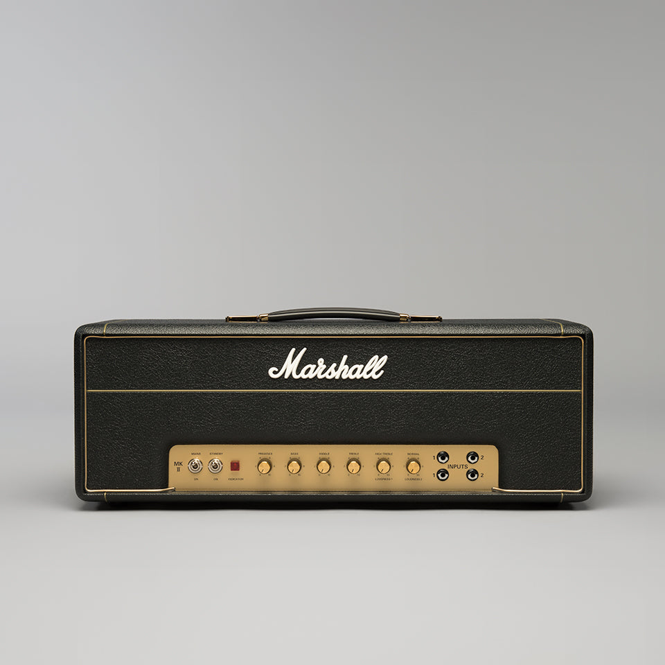 MARSHALL 1987X 50 WATT PLEXI HEAD