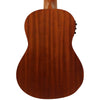 Sawtooth Mahogany Concert Ukulele with Preamp and Quick Start Guide