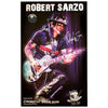 "Robert ""VuDu Man"" Sarzo Autographed Poster Pack & Signature Guitar Pick Collector's Pack"