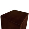 Sawtooth Chocolate Satin Hand Stained Large Size Cajon