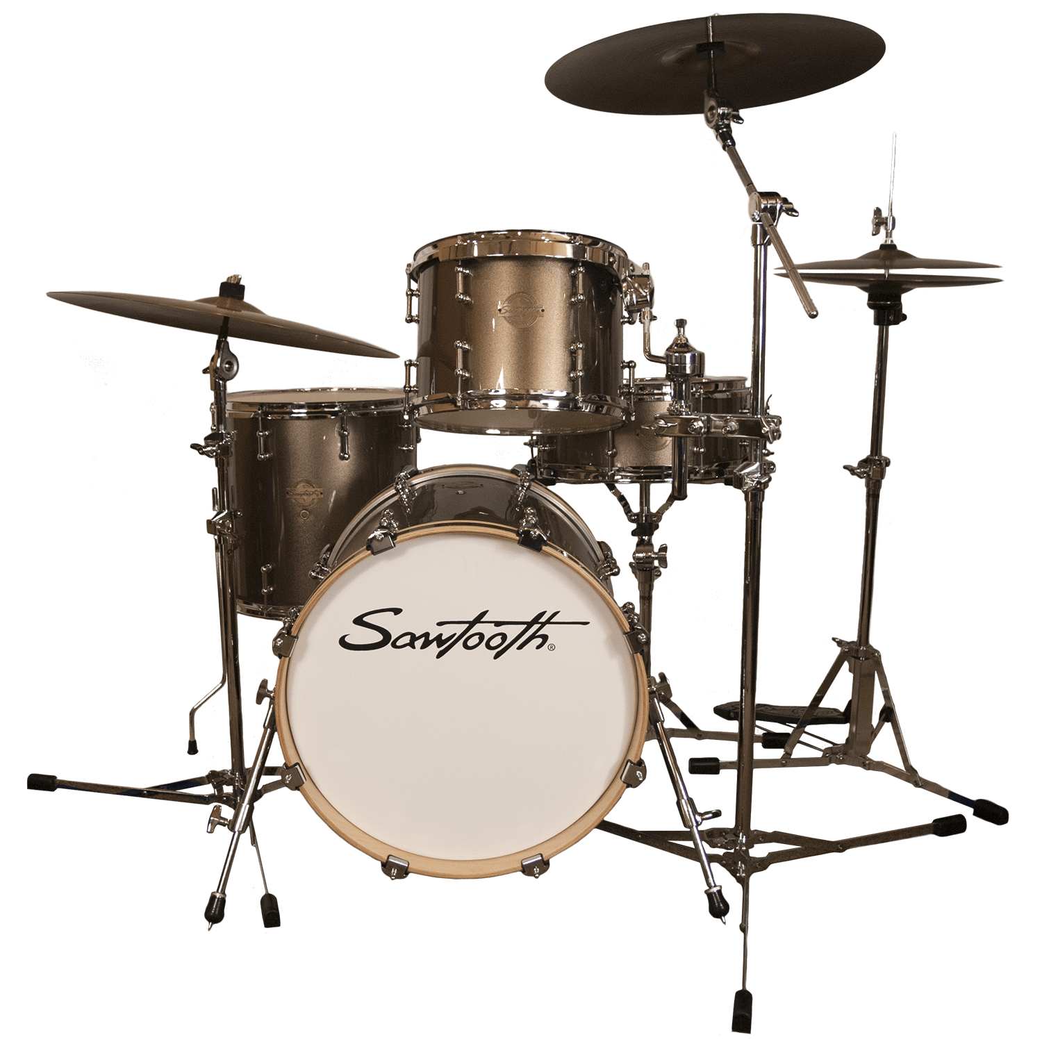 sawtooth command series 4 piece drum shell pack with 18 bass drum ch godpsmusic. Black Bedroom Furniture Sets. Home Design Ideas