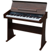 Sawtooth 61-Key Digital Console Piano with Bench & Accessories