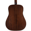 Sawtooth Mahogany Series Dreadnought Acoustic Electric Guitar with ChromaCast Hard Case & Accessories