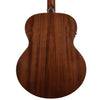 Sawtooth Mahogany Series Jumbo Acoustic Electric Guitar with ChromaCast Hard Case & Accessories