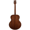 Sawtooth Mahogany Series Jumbo Acoustic Electric Guitar with Mahogany Back and Sides