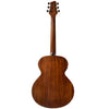 Sawtooth Mahogany Series Mini Jumbo Acoustic Electric Guitar with Mahogany Back and Sides
