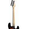 Sawtooth Left-Handed EP Series Electric Bass Guitar, Vintage Burst w/ Tortoise Pickguard