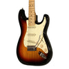 Sawtooth Sunburst ES Series Electric Guitar w/ Vintage White Pickguard - Includes: Strap, Picks & Online Lesson