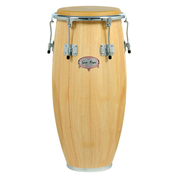 Gon Bops Tumbao Pro Series Natural Drum Quinto 10.75""