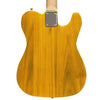 Sawtooth Classic ET 50 Ash Body Left Handed Electric Guitar, Butterscotch w/ Black Pickguard