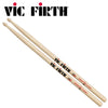 VIC FIRTH (6 Pair) 5B Drum Sticks - American Classic
