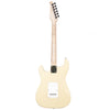 Sawtooth ES Series Electric Guitar, Citron Vanilla Cream with Pearl Pickguard