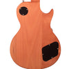 Sawtooth Heritage Series Left-Handed Flame Maple Top Electric Guitar, Tuscan Flame