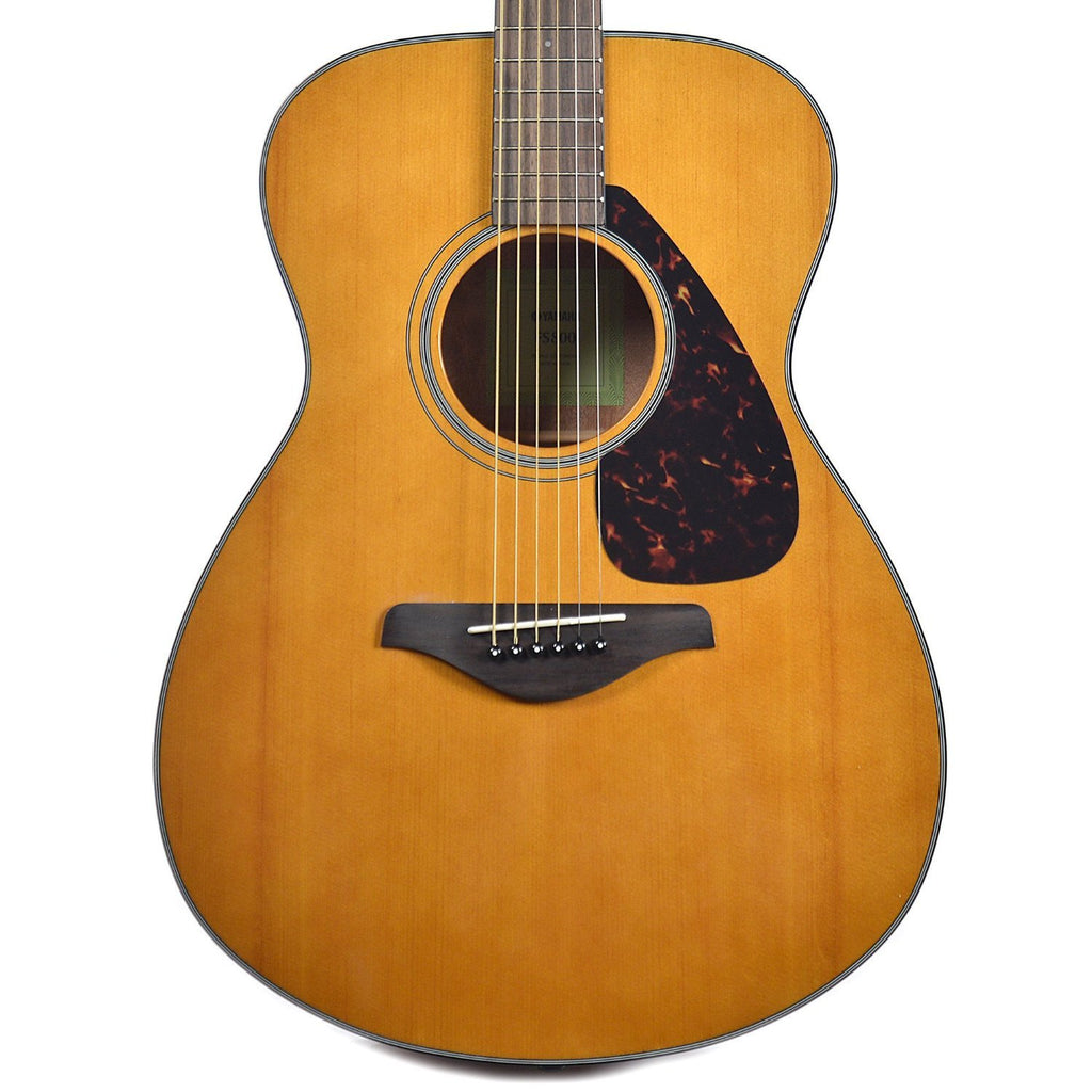 Yamaha FS800-T Concert Acoustic Limited Edition Tinted Natural Top Guitar