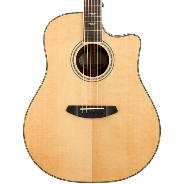 Breedlove Stage Dreadnought CE Sitka Spruce-Mahogany Acoustic-Electric Guitar with Deluxe Gig Bag