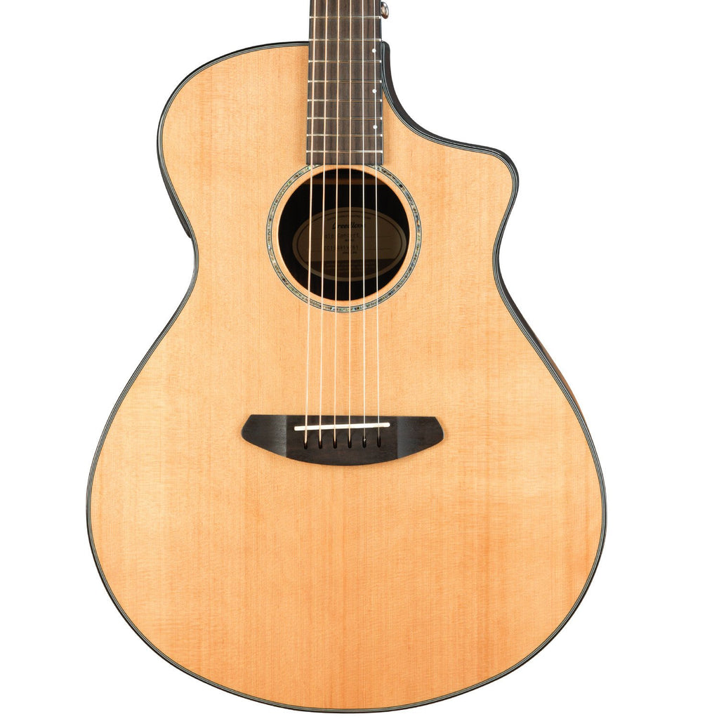 Breedlove Solo Concert CE Red Cedar-East Indian Rosewood Acoustic-Electric Guitar with Deluxe Gig Bag