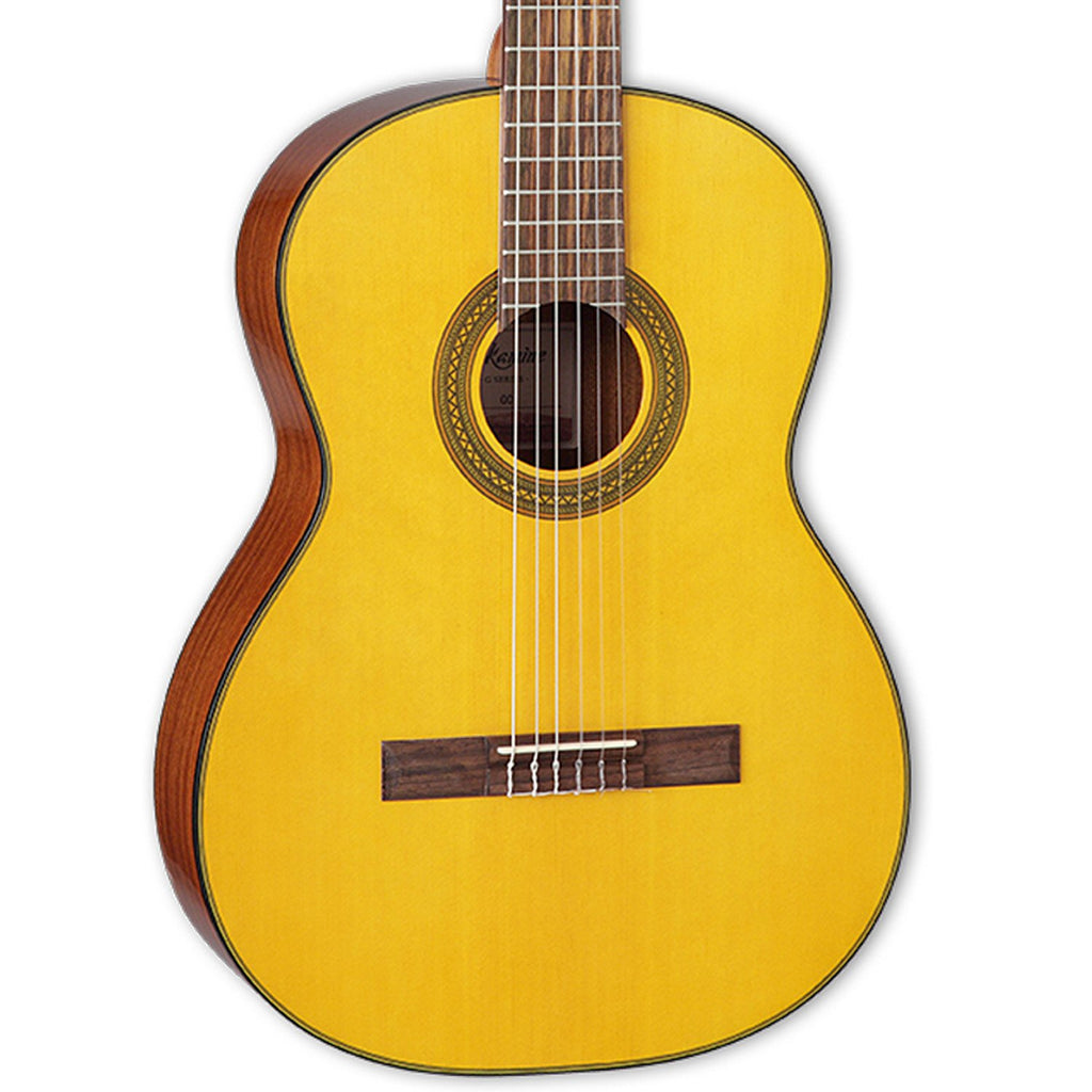 Takamine Classical Acoustic Guitar, Natural