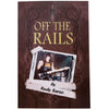 "Rudy Sarzo Autographed ""Off the Rails"" Paperback Book and Poster Collector's Pack"