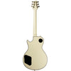 Sawtooth Americana Classic Series H68 Electric Guitar w/ ChromaCast Pro Series Hard Case, Antique White