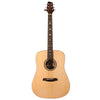 Sawtooth Acoustic Dreadnought Guitar with No Pickguard