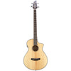 Breedlove Pursuit Concert CE Acoustic-Electric Bass Guitar, Natural
