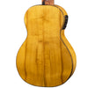 Breedlove Lu'au Concert E Sitka-Mahogany Ukulele with Quick Start Guide and ChromaCast Accessories, Natural Shadow