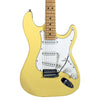 Sawtooth ES Series Beginner's Electric Guitar with Guitar Bag, Amp, and Accessories, Vanilla Cream with White Pickguard