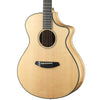 Breedlove Oregon Series Concert CE Sitka-Myrtlewood Acoustic-Electric Guitar with ChromaCast 12 Pick Sampler & Polish Cloth