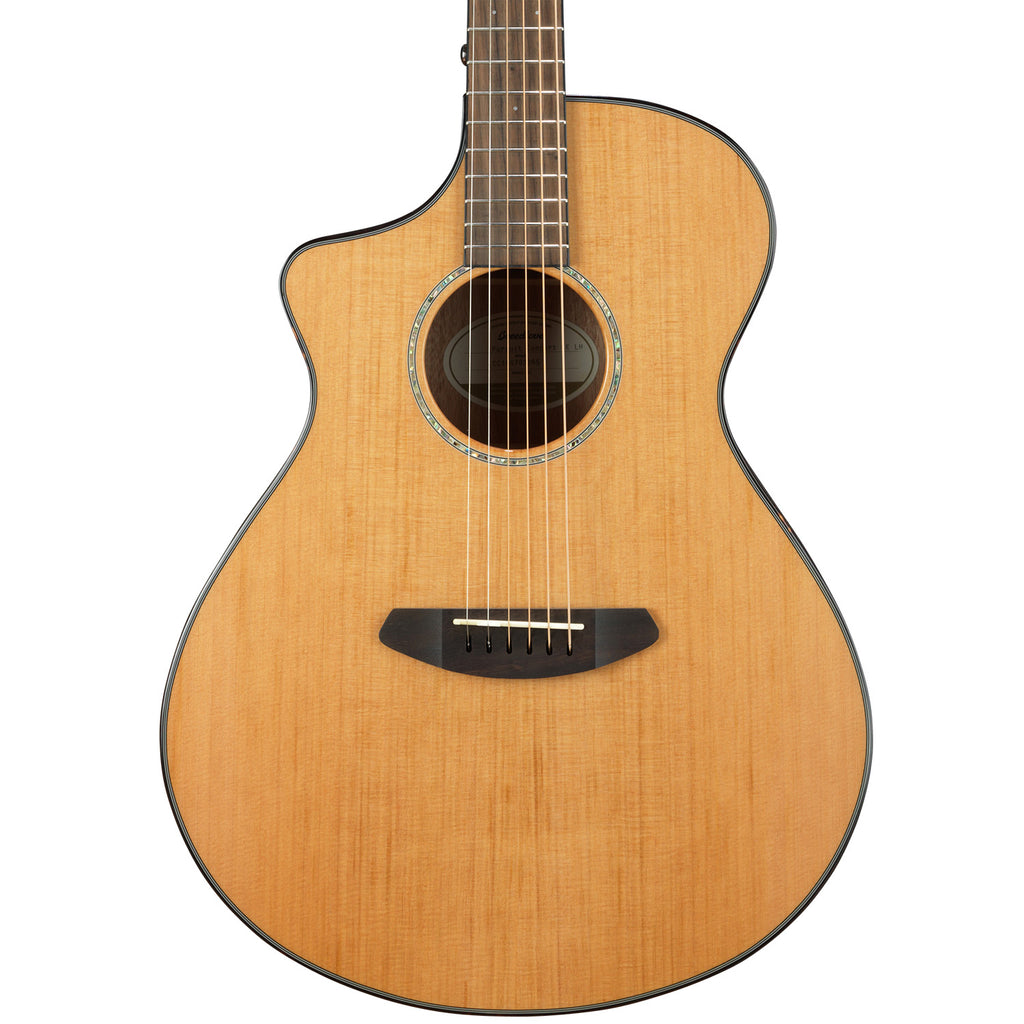 Breedlove Pursuit Concert Left-Handed CE Red Cedar-Mahogany Acoustic-Electric Guitar