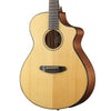 Breedlove Discovery Concert CE Sitka-Mahogany Acoustic-Electric Guitar with ChromaCast 12 Pick Sampler & Polish Cloth