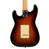 Sawtooth ES Series Beginner's Electric Guitar with Guitar Bag, Amp, and Accessories, Sunburst with Vanilla Cream Pickguard