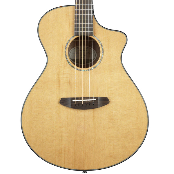 Breedlove Pursuit Concert CE Red Cedar-Mahogany Acoustic-Electric Guitar