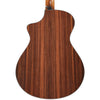 Breedlove Legacy Concert CE Redwood-Rosewood Acoustic-Electric Guitar with Hardshell Case