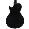 Sawtooth Heritage 70 Series Maple Top Electric Guitar, Satin Black