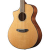 Breedlove Pursuit Concert Left-Handed CE Red Cedar-Mahogany Acoustic-Electric Guitar with ChromaCast Accessories