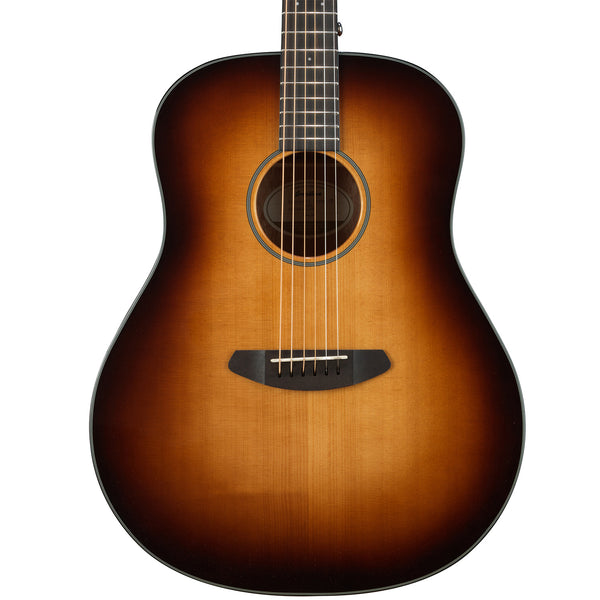 Breedlove Discovery Dreadnought Sitka-Mahogany Acoustic Guitar, Sunburst