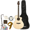 Breedlove Stage Concert CE Sitka Spruce - East Indian Rosewood Acoustic-Electric Guitar with Chroma