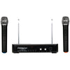 Chromacast Value Series VHF Wireless Microphone System with 2 Wireless Microphones