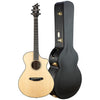Breedlove Oregon Series Concert CE Sitka-Myrtlewood Acoustic-Electric Guitar with Deluxe Hardshell Case