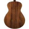 Breedlove Discovery Concerto Sitka-Mahogany Acoustic Guitar with ChromaCast Accessories, Sunburst