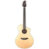 Breedlove Pursuit   Exotic Concert CE Koa-Koa Acoustic-Electric Guitar with ChromaCast   Accessories