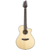 Breedlove Pursuit   Concert 12 String CE Sitka-Mahogany Acoustic-Electric Guitar with ChromaCast   Accessories