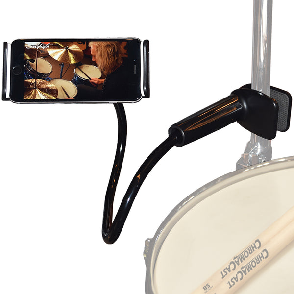 ChromaCast Swivel Phone and Tablet Holder with Adjustable Mount