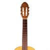 Rise by Sawtooth Full Size Beginner's Classical Guitar with World Tour Graphic Gig Bag & Accessories, Satin Gold Stain