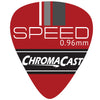ChromaCast Speed Series Celluloid Guitar Picks, Assorted Sizes & Colors, 200 Pack