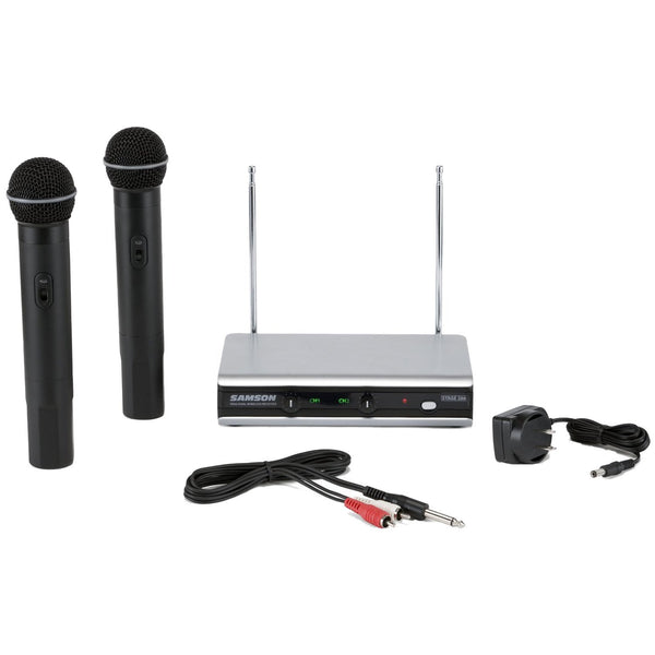 Samson Stage 266 Handheld Dual Vocal Wireless System