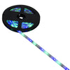 Chromacast Waterproof Flexible LED Light Strip with adhesive for easy installation, 16.5 ft, RGB