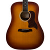 Sawtooth Modern Vintage Dreadnought Acoustic Guitar with ChromaCast Accessories, Vintage Burst