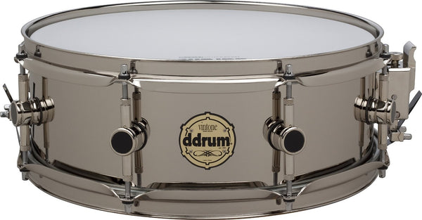 "ddrum Vintone Elemental 5"" x 14"" Steel Snare Drum"